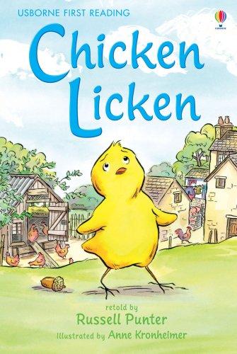 Chicken Licken: Level 3 (First Reading): Level 3 (First Reading) pdf
