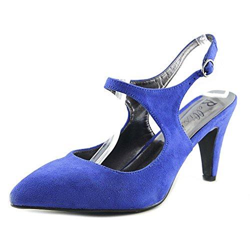 Bellini Womens Nica Slingback Heel Blue QbiqgQ