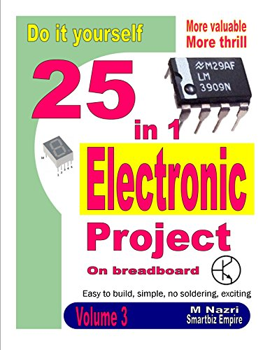 Download e book for kindle do it yourself 25 in 1 electronic this e book is especially written for somebody who fascinating in digital it has 25 tasks there are basic to construct and comprehend solutioingenieria Choice Image