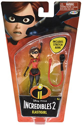 Mrs Holly (The Incredibles 2 Mrs 4 Inch Action Figure, 4