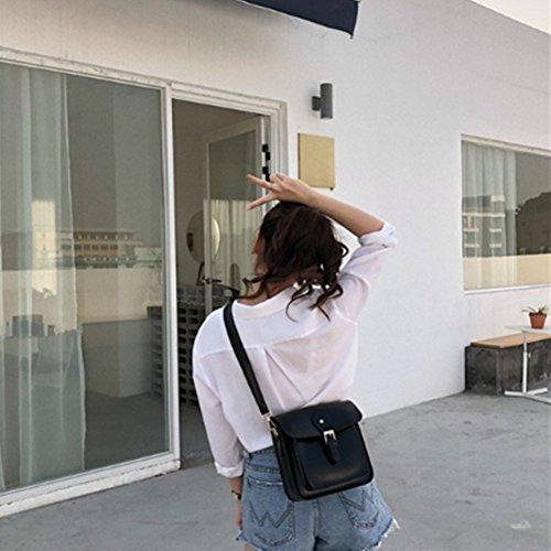 Casuales Pequeño Del Simples Simple Ls2 Bolso Femenino Diagonal Hombro Retros qwxAYzp