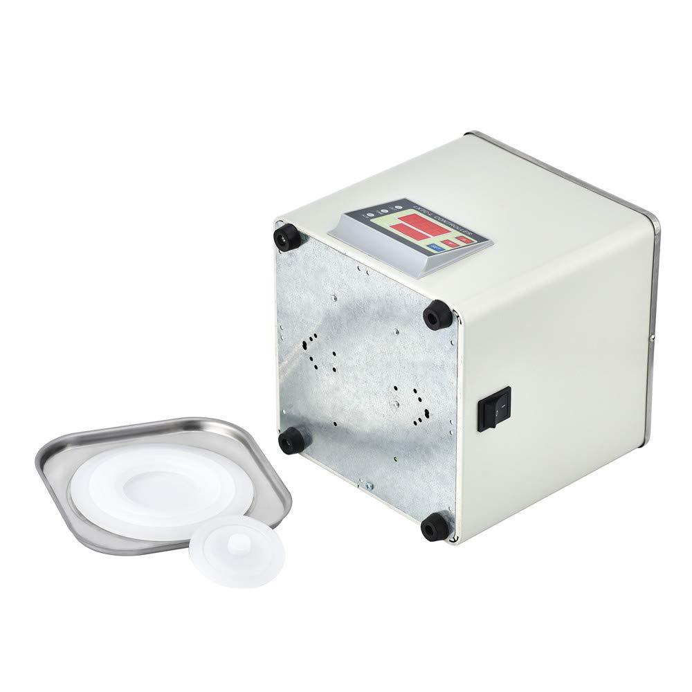4YANG Bain-marie de laboratoire Bain-marie thermostatique num/érique Bain-marie /à contr/ôle de temp/érature de pr/écision avec fonction de chronom/étrage RT /à 99