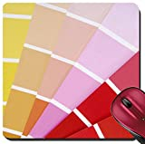 100 chart mat - Liili Suqare Mousepad 8x8 Inch Mouse Pads/Mat color chart guide sampler Image ID 22933764