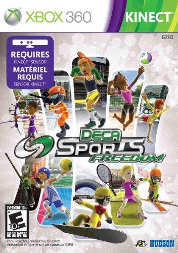 Deca Sports Freedom Xbox 360 product image