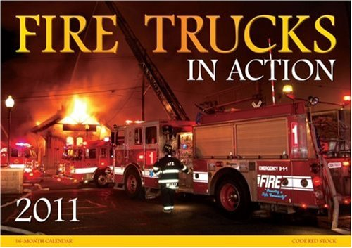 Read Online Fire Trucks in Action 2011 ePub fb2 book