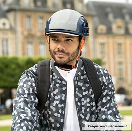 OVERADE Cache de Protection pour Casque de vélo Pliant - Plixi