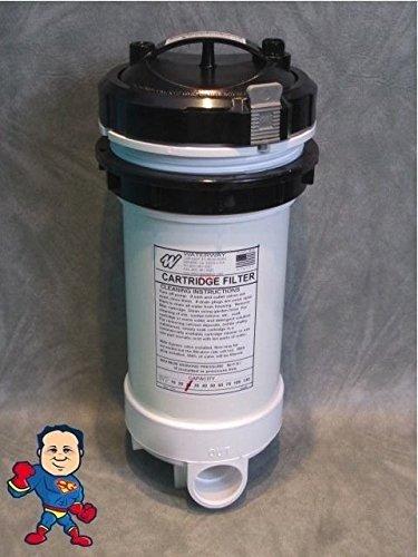 Pressurized Top Load 25 SqFt 1 1/2