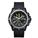New Luminox 8841.KM.SET Recon III Leader Kilometers Chronograph Men's Watch Extra Military Nylon Strap Included