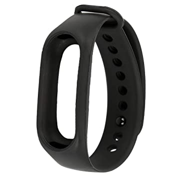 LEEBA Replacement Strap For M3/M3s Fitness Tracker LEFUN HEALTH APP  Silicone Smart Bracelet Accessories Solid Color Bracelet Band
