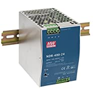 DIN Rail Power Supplies 480W 48V 10A Industrial Din Rail