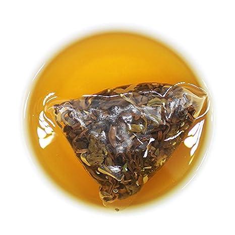 Yan Hou Tang - Bolsitas de té Taiwanesas de Oolong Dong Fang Mei Ren Belleza oriental |Oriental Beauty| - 20 bolsitas de té Queen Victoria Nombrar sabor de ...
