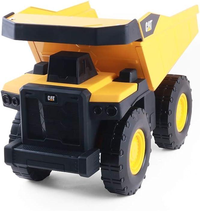 The Best Construction Digger Garden Dump Truck Toys Young Kids