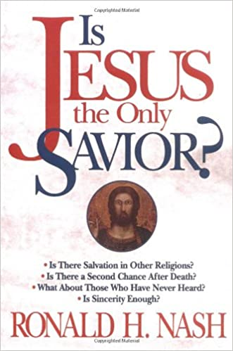 Book IS JESUS THE ONLY SAVIOUR