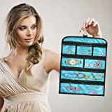 Tidybagz | Jewelry Roll Bag | Travel & Home