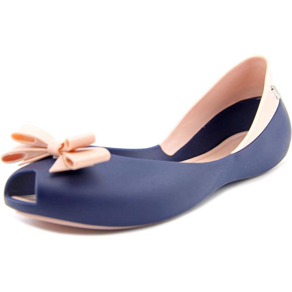 Melissa Womens Queen Bow-topped Flat