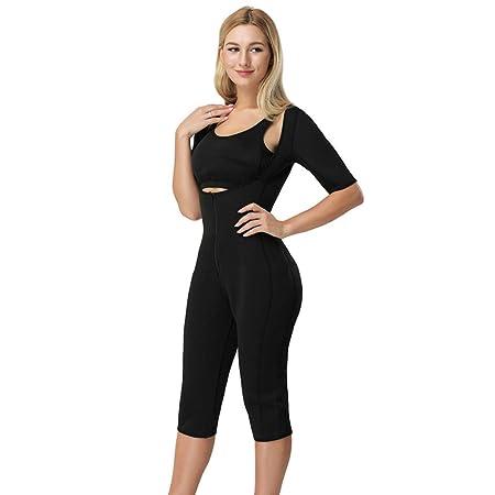 GX Yoga Mujer Jumpsuit Mono con Cintura Proteccion Y Abierto ...