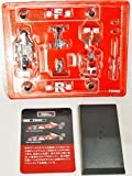 Kyosho 1/64 Ferrari F1 Collection SEMI ASSEMBLE KIT (10parts) F2004 2004 (japan import) Diecast Sport Race Car Figure