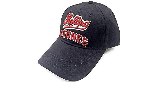 Rolling Stones The Gorra de béisbol, diseño con Logotipo del ...