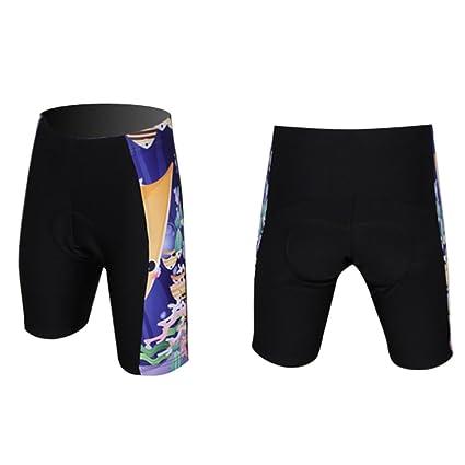 M&A Multidiseños Conjunto Traje Ropa de Ciclismo para Niños Niñas Jersy Infantil Maillot+Cullote Pantalones Cortos