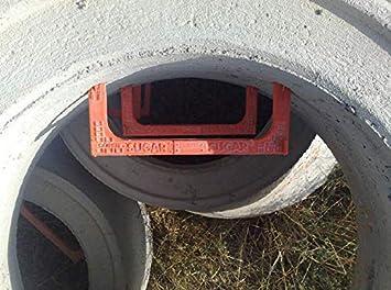 Eco Pate - Peldaños de polipropileno para pozos, depósitos ...