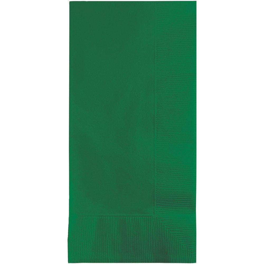 クラブパックの2層600エメラルドグリーンプレミアム使い捨てDinner Napkins 8
