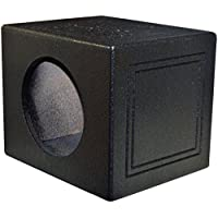 NEW! Q-POWER QBOMB 10 Sealed Car Subwoofer Sub Box Enclosure | QBOMB10S Single