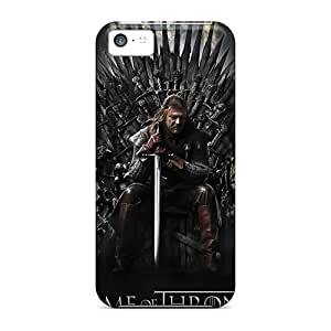 Fashion Design Hard Case Cover/ XTT3429nWBb Protector For Iphone 5c