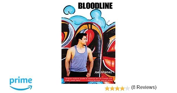 Amazon bloodline 9781558858282 joe jimenez books fandeluxe Gallery