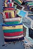 Recto Verso Moroccan Handmade Pillows - Square