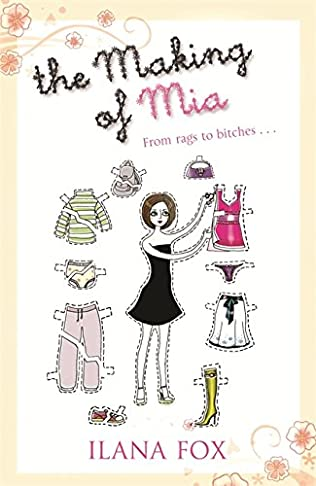 book cover of The Making of Mia