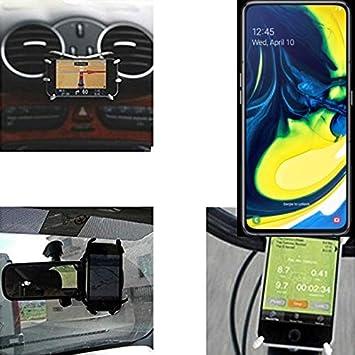 K-S-Trade® Soporte para Coche Y para Mesa Etc. para Samsung Galaxy ...