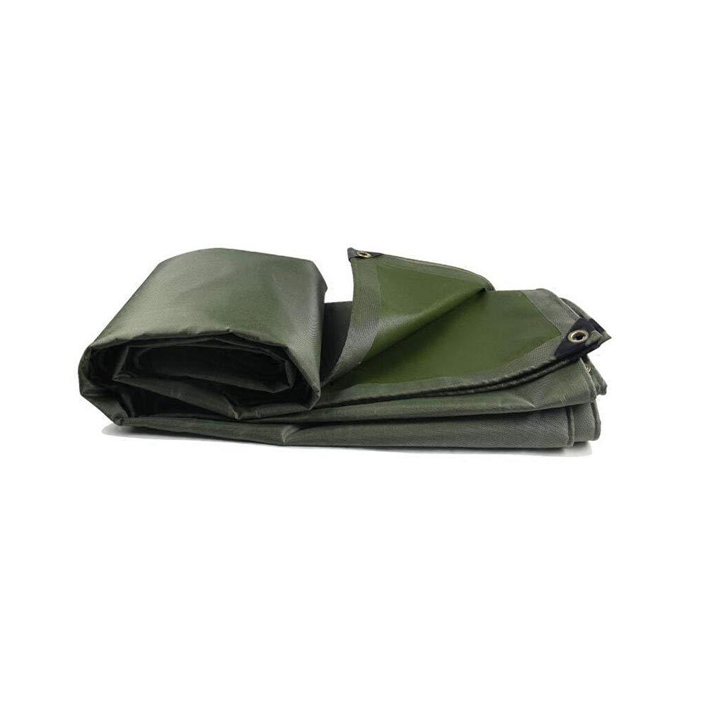 DALL ターポリン ターポリン ヘビーデューティターポリン 厚い シェードクロス アウトドアキャンプ シェードカバー シート タープ サンシェードテント 厚さ0.6mm 2*3m  B07GB2ZZD3