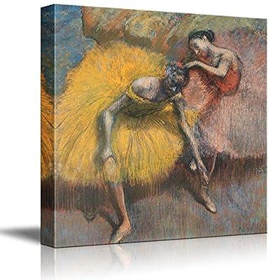 Incredible Handicraft, Deux danseuses jaunes etroses by Edgar Degas, That You Will Love