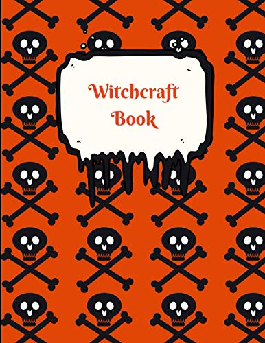 (Witchcraft Book: Blank Spell book for)