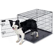 Petmate 30-Inch Training Retreats Wire Kennel for Dogs, 30 to 50-Pound