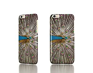 Animal Peacock Case For Sam Sung Galaxy S5 Mini Cover Back Case Cover