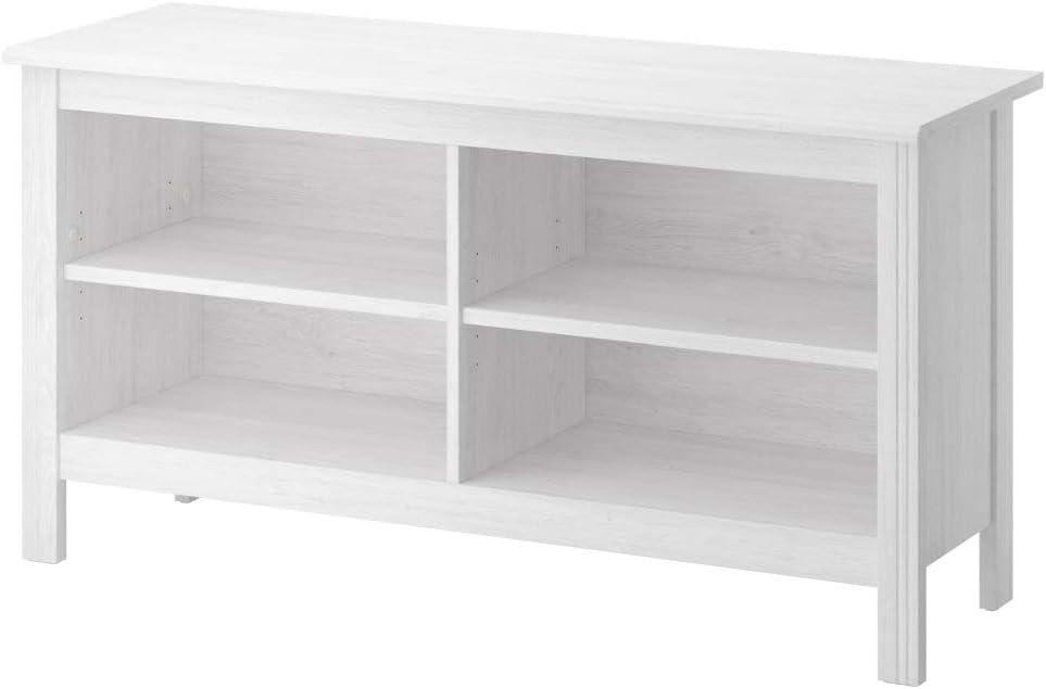 IKEA ASIA BRUSALI, Banco de TV, Color Blanco: Amazon.es: Juguetes ...
