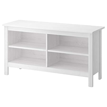 IKEA ASIA BRUSALI TV-Bank weiß: Amazon.de: Küche & Haushalt