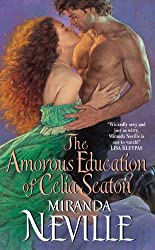 The Amorous Education of Celia Seaton (The Burgundy Club series)