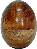 MUSICAL INST.- WOOD RHYTHM EGG SHAKER