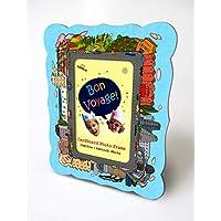 Cardboard Picture Frame - Bon Voyage