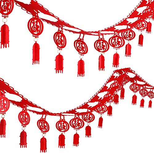 Chinese New Year Decorations Fu Chinese Spring Festival Home D