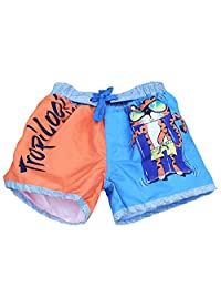 Fashion Baby Infant Baby Boys Swim Trunk Tiger Animal Swim Short Beach Swimwear