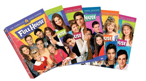 Full House   The Complete First Six Seasons