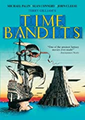 Young Kevins daydreams burst into astonishing and hilarious life when a band of time-traveling little men come crashing through his bedroom wardrobe and carry him off on an unbelievable crime spree, weaving through the greatest and strangest ...