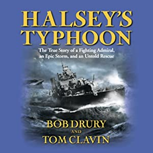 Halsey's Typhoon Audiobook