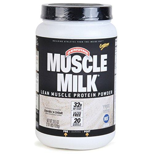 Muscle Milk Naturals Vanilla Review