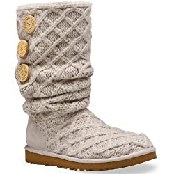UGG Australia Womens Lattice Cardy Boot from Deckers Outdoor Corporation
