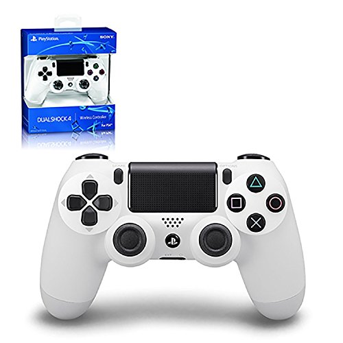 DualShock 4 Controller - Glacier White - PlayStation 4 Controller Edition