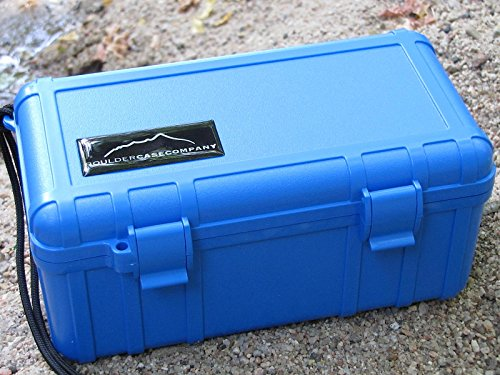 J-3500 Water Proof Case Blue by Boulder Case Company
